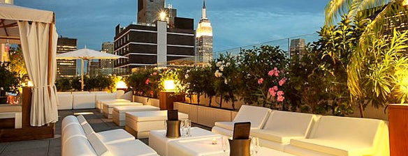 230 Fifth Rooftop Lounge is one of #NYCmustsee4sq.
