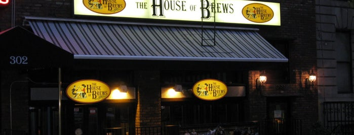 The House of Brews is one of #NYCmustsee4sq.
