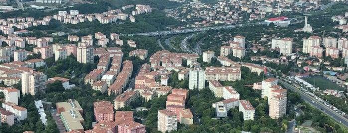 Skyride İstanbul is one of Marmara.
