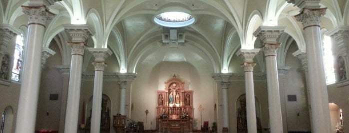 St Mary's Basilica is one of PHX Scene.
