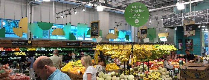 Whole Foods Market is one of MIA/16.