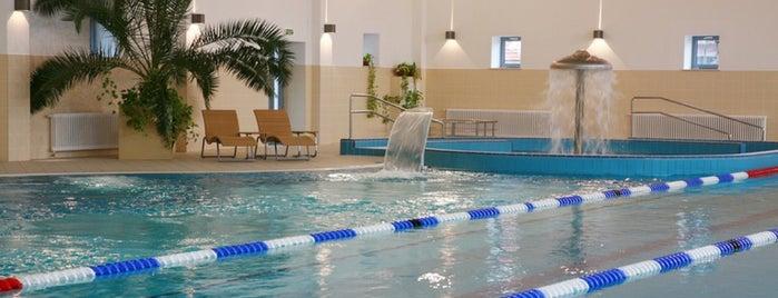 Велич Country club бассейн is one of Posti che sono piaciuti a ©️.