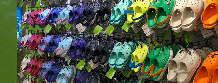 Crocs is one of Miami's must visit!.