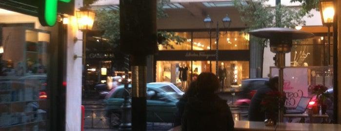 Cosmos Caffe is one of Orte, die John gefallen.