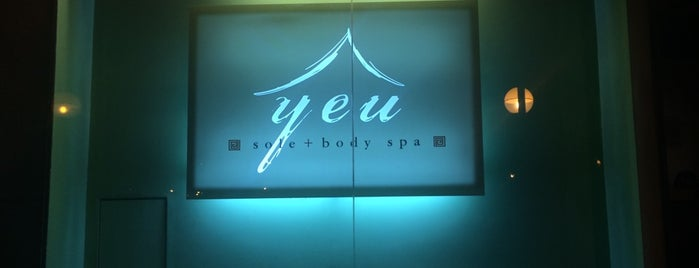 Yeu Sole and Body Spa is one of Kelly : понравившиеся места.