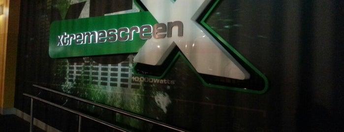 Hoyts Xtreme Screen Cinema is one of Aimie : понравившиеся места.
