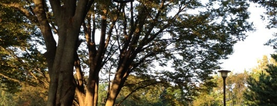 Kinuta Park is one of せたがや百景 100 famous views of Setagaya.