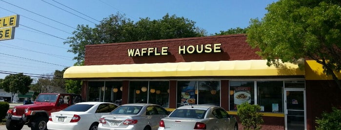 Waffle House is one of Florida's secrets.