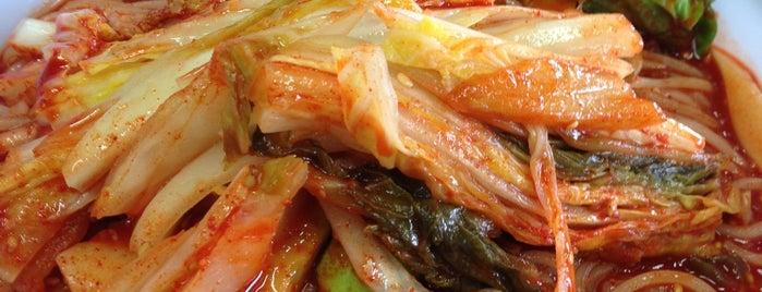 망향비빔국수 is one of Korean.