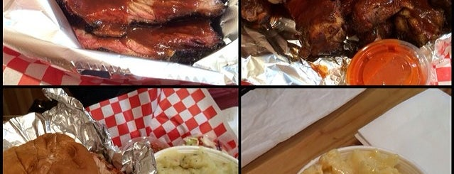The Pit BBQ is one of BBQ in LA.