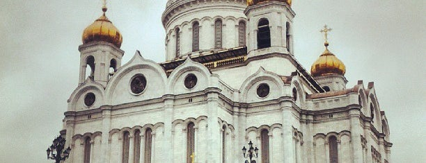 Cathedral of Christ the Saviour is one of Russia10.