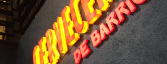 La Cervecería de Barrio is one of Lugares favoritos de Arturo.