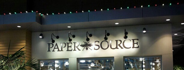 Paper Source is one of Barbara 님이 좋아한 장소.