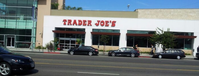 Trader Joe's is one of Vegan Santa Monica.