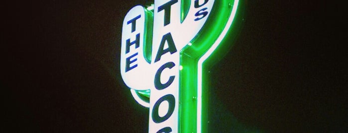 Cactus Taqueria is one of Los Angeles.