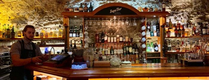 Zapa Bar is one of Cesky Krumlov.