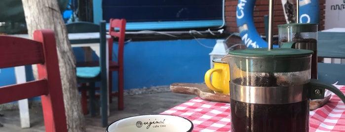 Tarçın Cafe is one of Lugares favoritos de Ismail.