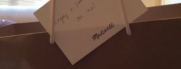 Madewell is one of Posti salvati di Jacque.