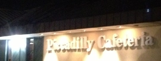 Piccadilly Cafeteria is one of Leighann'ın Beğendiği Mekanlar.
