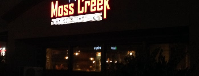 Moss Creek Fish House is one of Someday when traveling.