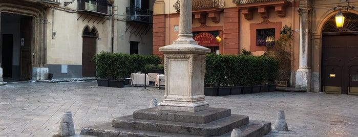 Piazza Croce De Vespri is one of Palermo.