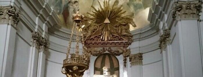 Ermita de San Antonio de la Florida is one of Madrid city guide.