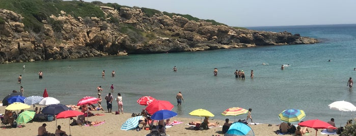 Spiaggia di Calamosche is one of Scicily guide.