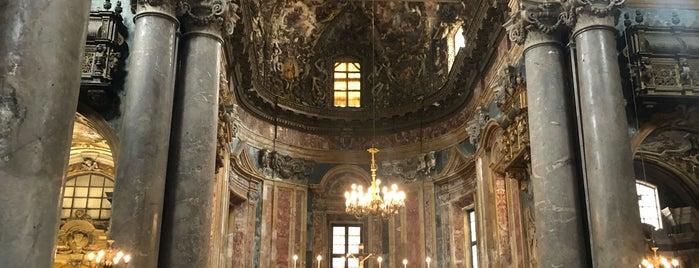 San Giuseppe dei Teatini is one of Palermo Sights.