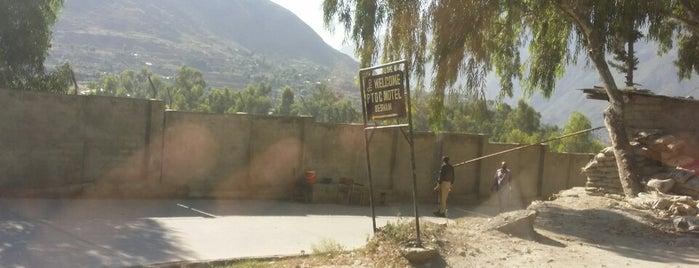 PTDC Motel Besham is one of Orte, die Azeem gefallen.