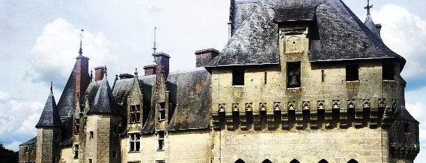 Château de Langeais is one of 100 km 2020.