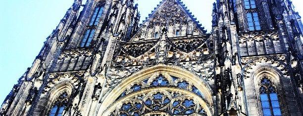성 비투스 대성당 is one of Long weekend in Prague.