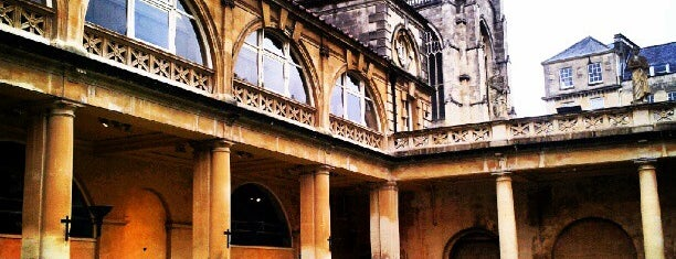 The Roman Baths is one of Things to do in Europe 2013.