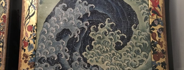 Hokusai's Great Wave is one of Carine'nin Beğendiği Mekanlar.