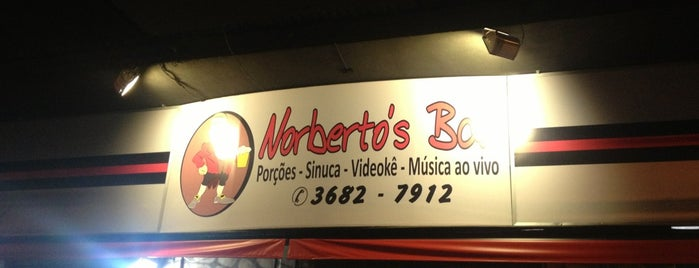Norberto's Bar is one of LPFB Osasco SP.