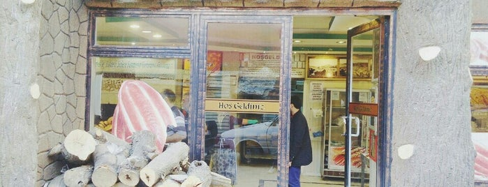 Star Çörekçi FırınıYozgat Yöresel Ürünler is one of Locais salvos de Yasemin Arzu.