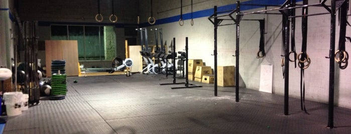 Staten Island Crossfit is one of Lugares favoritos de KWOTE.