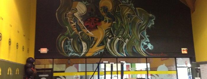 CrossFit Militia is one of Lugares favoritos de KWOTE.