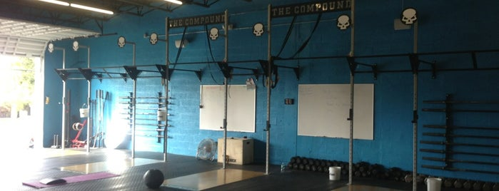 CrossFit Immersion is one of Lugares favoritos de KWOTE.