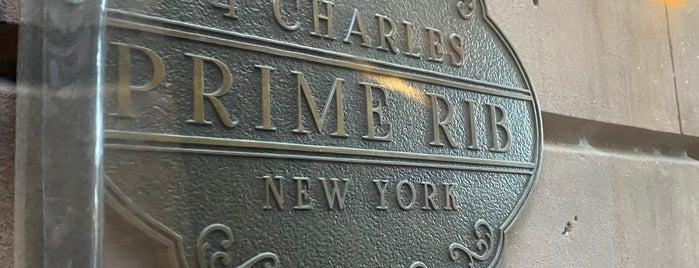 4 Charles Prime Rib is one of NYC Food.