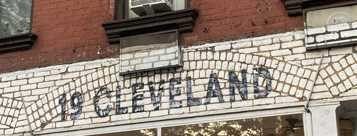 19 Cleveland is one of Places I've been.