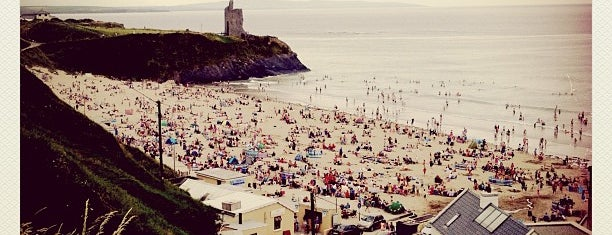 Ballybunion Beach is one of Mark's list of Ireland.