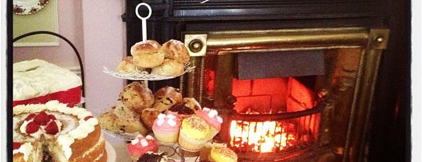 Mary Ann's Tea Rooms is one of Ireland.
