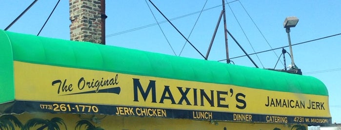 Maxine's Jamaica Cuisine is one of Caribbean food.