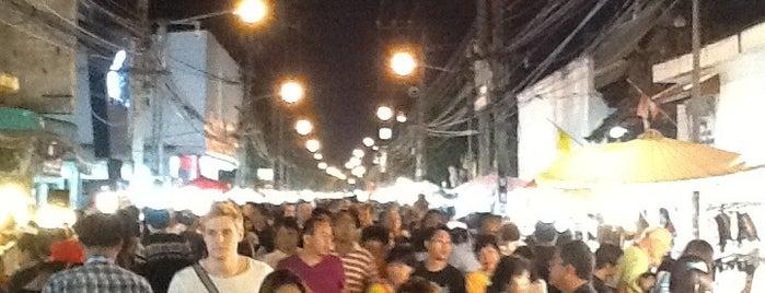 Chiangmai Walking Street is one of Chiang Mai.