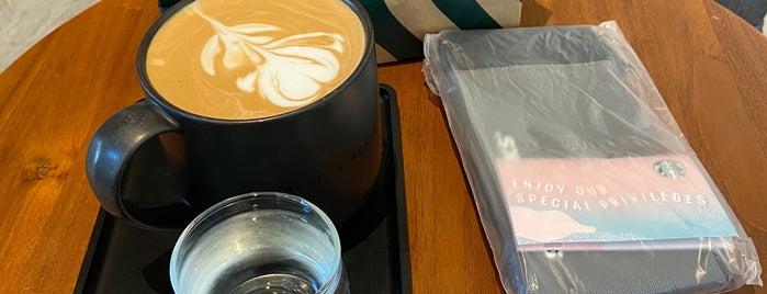 Starbucks is one of More Starbucks in Bangkok.
