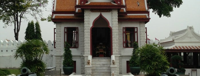 Thon Buri Palace is one of Trips / Thailand.