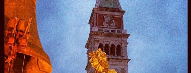 Torre dell'Orologio / Clock Tower is one of Venezia Essentials.