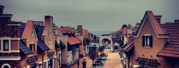 Мануфактура Outlet Village is one of Yuliya 님이 좋아한 장소.