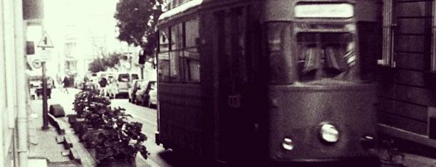 Kadıköy - Moda Tramvayı (T3) is one of Furkanさんのお気に入りスポット.