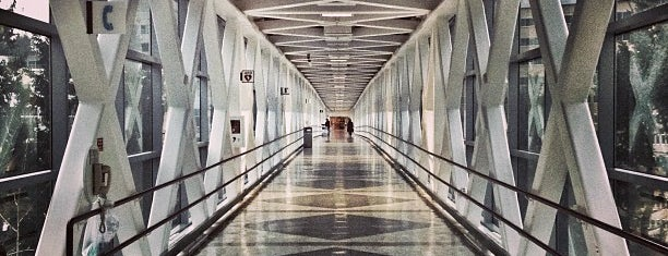 OHSU-VAMC Skybridge is one of My Saved Places.
